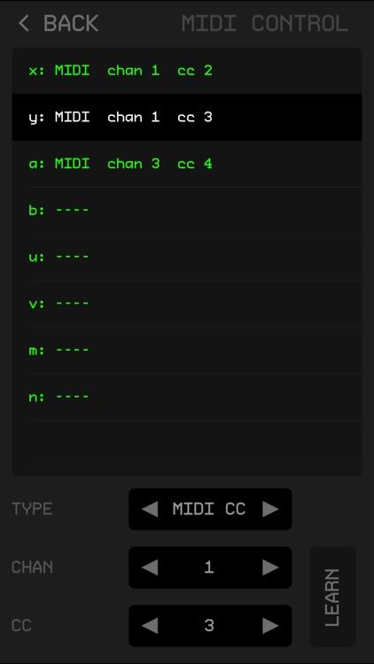BitWiz Audio Synth screenshot-3