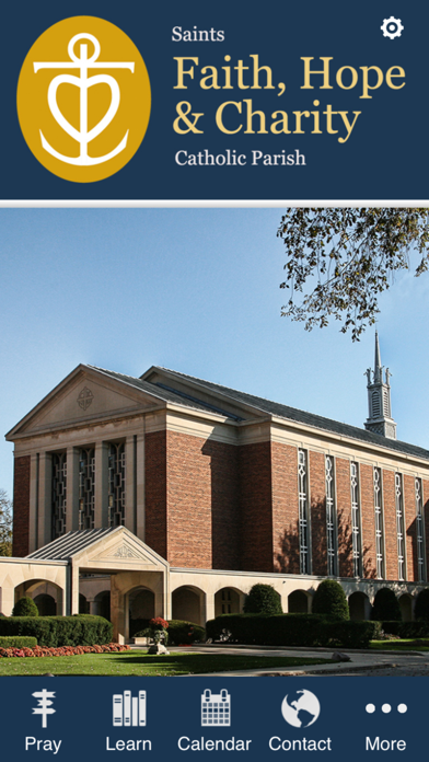 Faith, Hope & Charity Parish - Mobile App