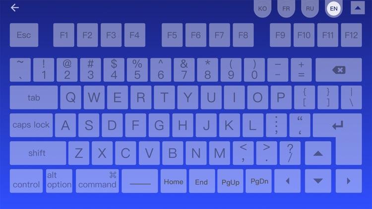 WiFi Mouse(keyboard trackpad) screenshot-5