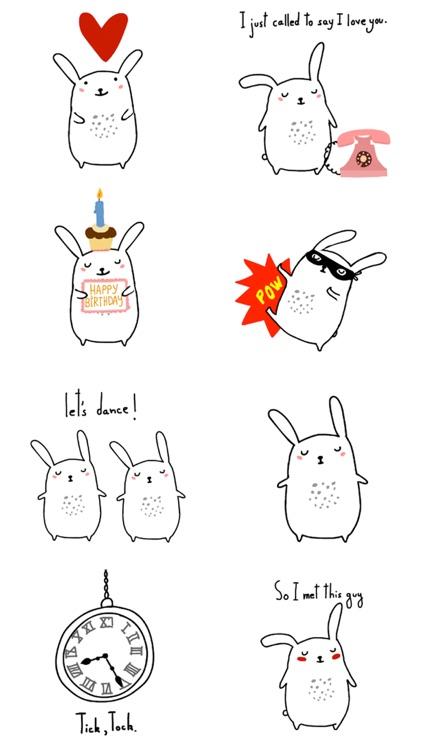Fat Rabbit Animated