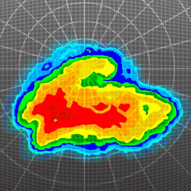 MyRadar Weather Radar On The App Store - Us radar doppler weather map