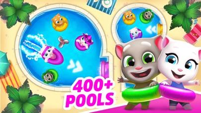 Talking Tom Pool - Puzzle Game screenshot 2