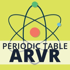 Periodic table arvr on the app store periodic table arvr 4 urtaz Images