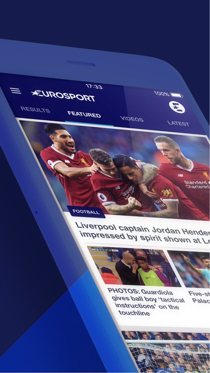 Eurosport screenshot-0