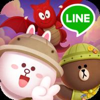 LINE Corporation - LINE バブル2 artwork