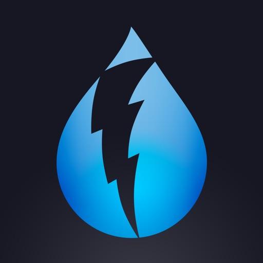 Dark Sky Weather application logo
