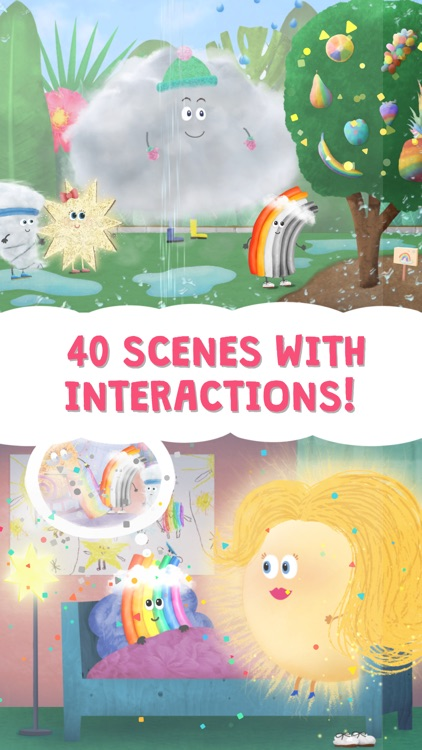 Rudi Rainbow – Children's Book screenshot-4