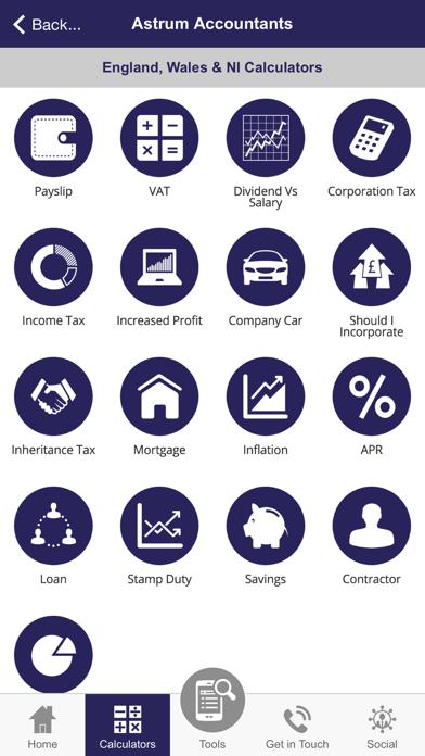 Astrum Accountants screenshot three