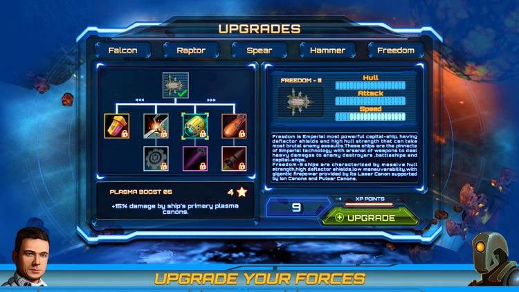 Armada Commander: Space Battle screenshot-3