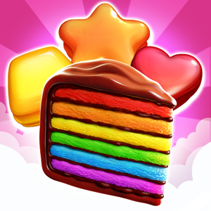 Cookie Jam - Match 3 Games ios app
