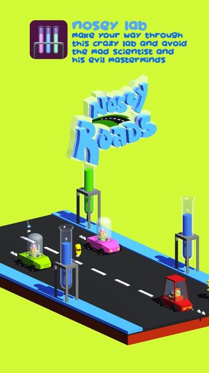 Nosey Roads screenshot-4