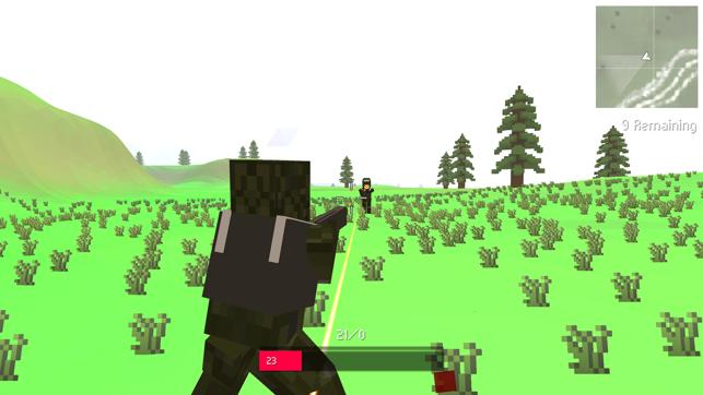 Block Warfare Royale Lite, game for IOS