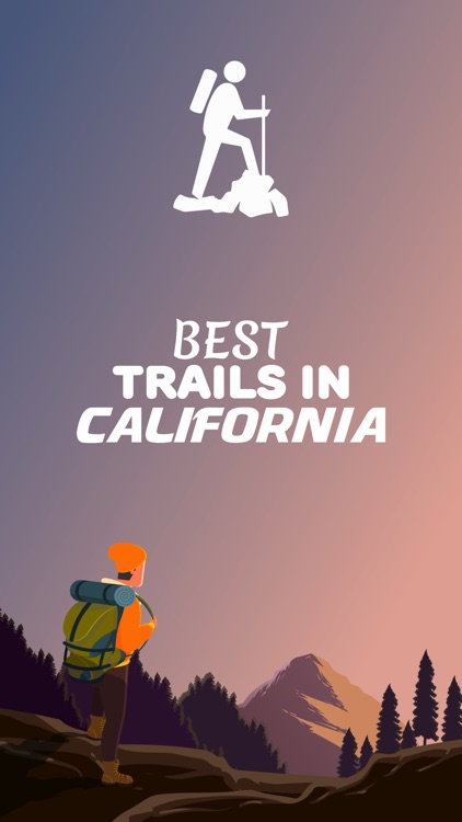 Best Trails in California screenshot-0