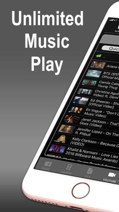 Top 10 Apps like HighAmp : MP3 Music Player in 2019 for