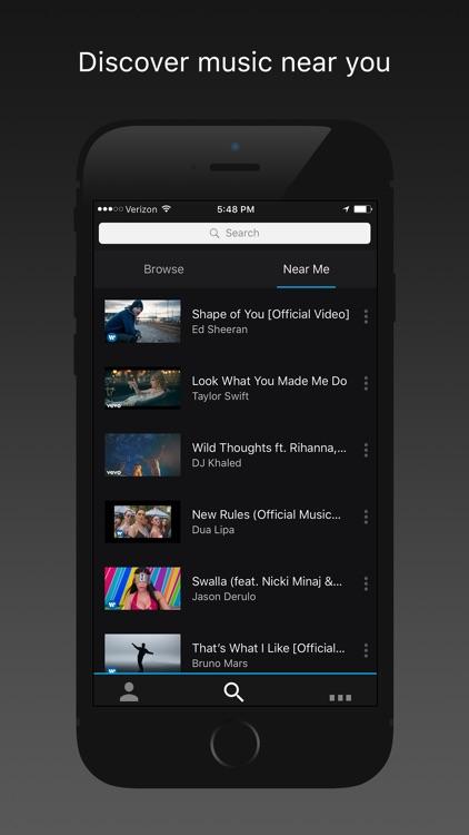 Trending Music Song Streaming