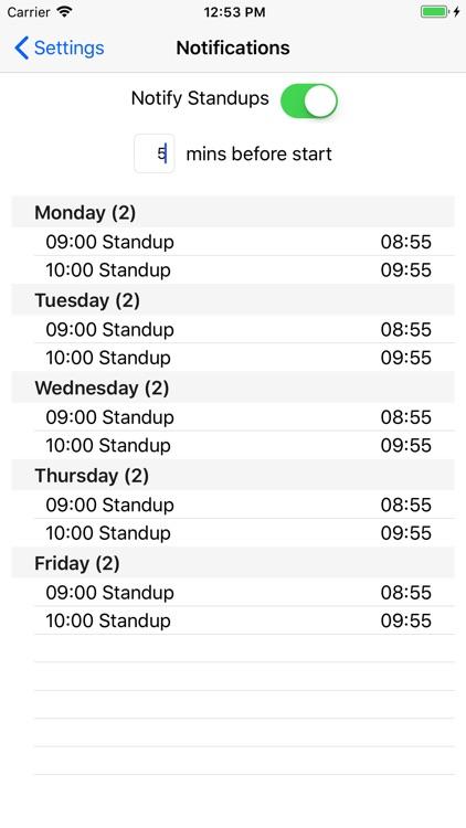 Agile Standup screenshot-6