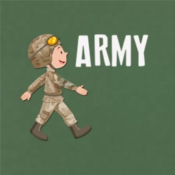 Army Pack Stickers
