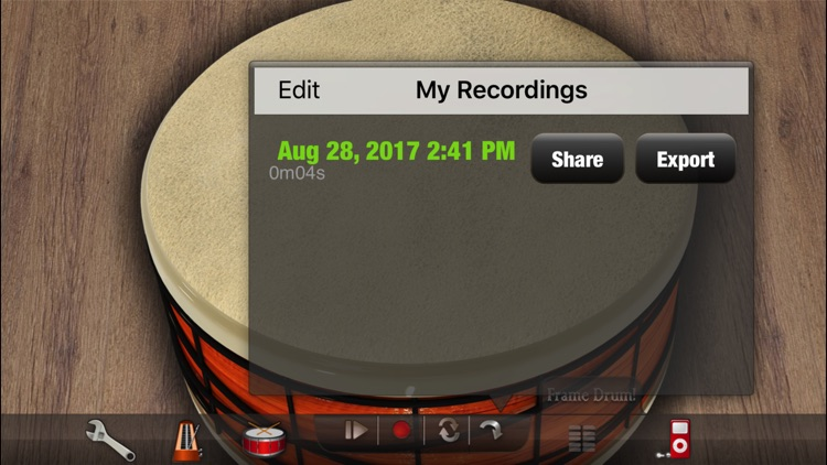 Frame Drum! screenshot-2