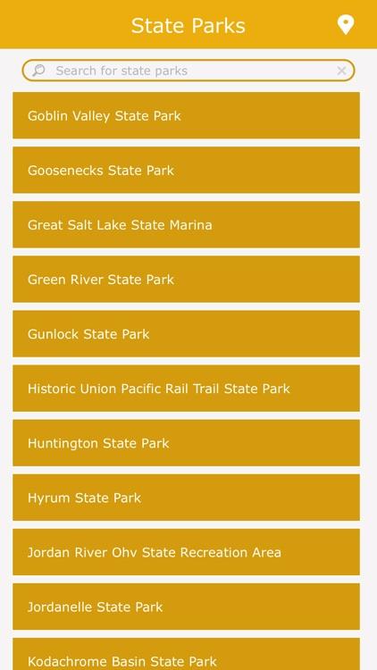 Best Utah State Parks