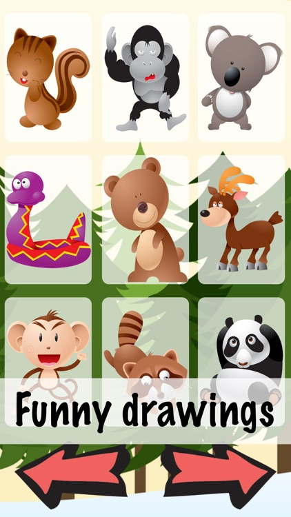 Animal Sounds for Babies Lite screenshot-3