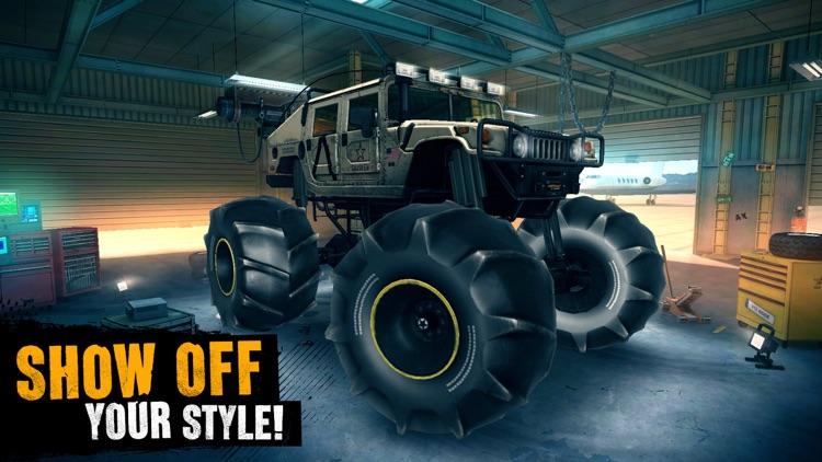 Asphalt Xtreme: Offroad Rally Racing screenshot-4