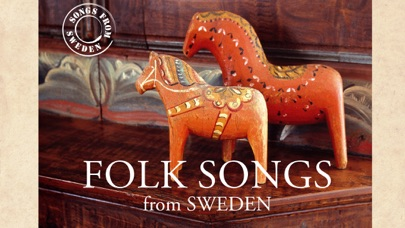 Screenshot for SWEDISH FOLK SONGS LINDSTROM in Ukraine App Store