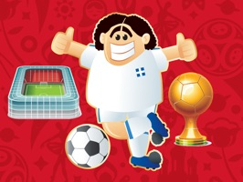 Why you should install World Soccer Cup 2018 Emoji  Stickers app