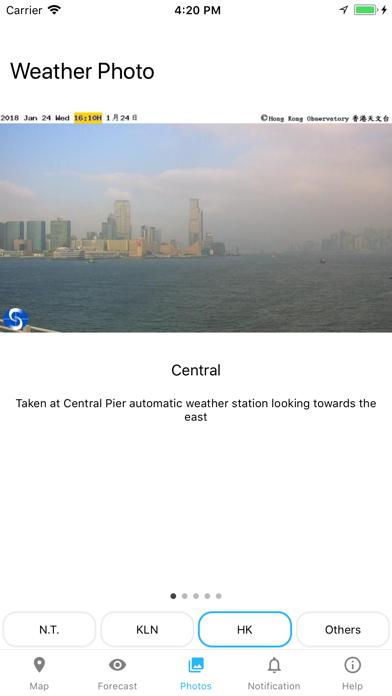 Hong Kong Air Quality AQI/AQHIのおすすめ画像3