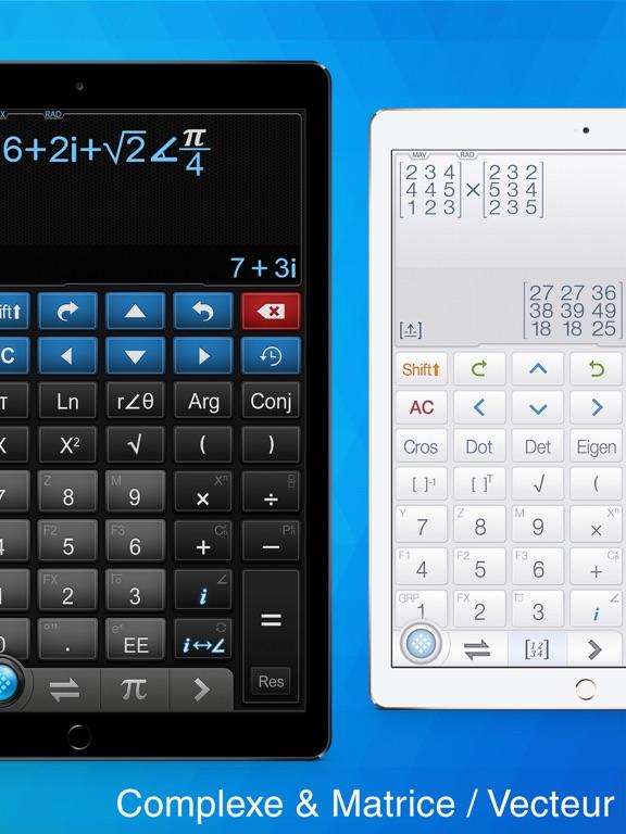 Screenshot #6 pour Calculator ∞ - Calculatrice