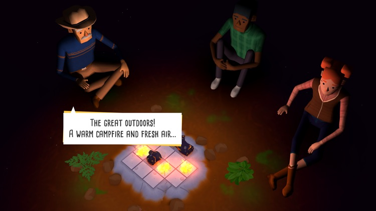 Campfire Cooking screenshot-4