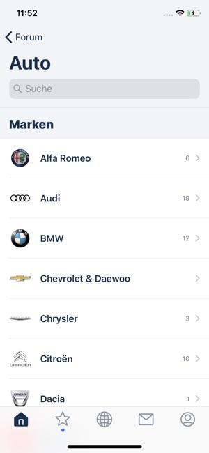 Motor Talk En App Store