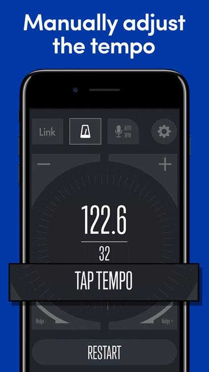 BPM Detect - Tempo & Metronome screenshot-3
