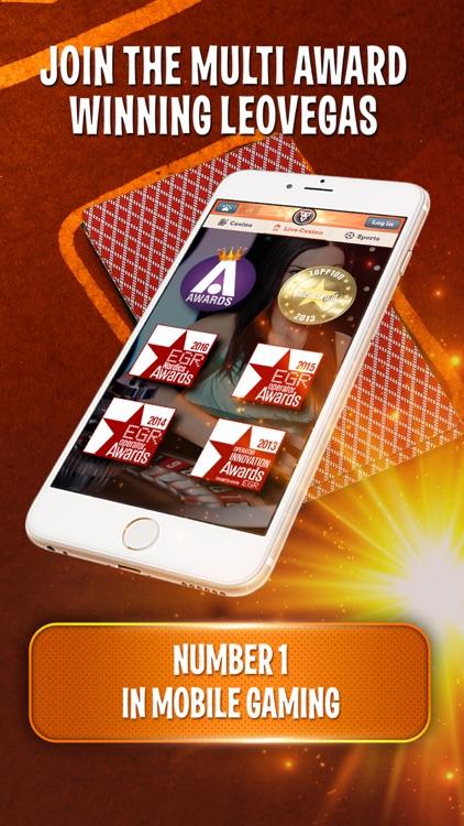 Live Casino by LeoVegas screenshot-4