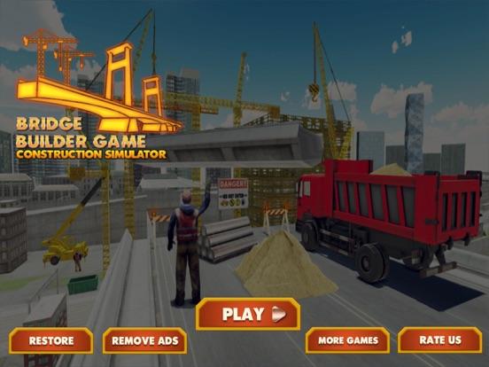 Bridge Builder - Construction Simulator 3D | App Price Drops