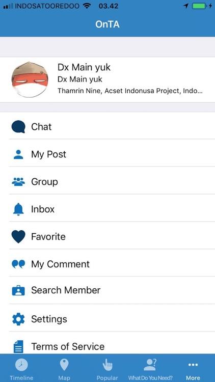 OnTA - Online Travel Assistant screenshot-3