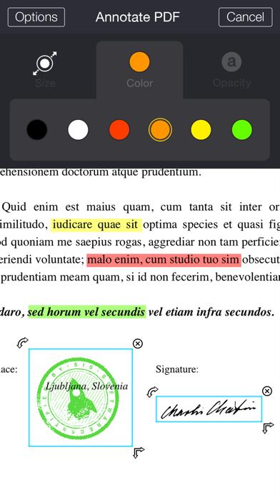 My Scans PRO, pdf scanner app Screenshot