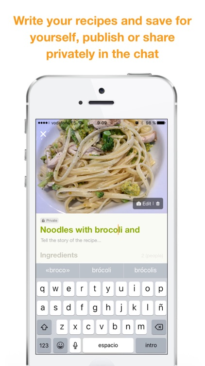 Cookpad - great recipe sharing