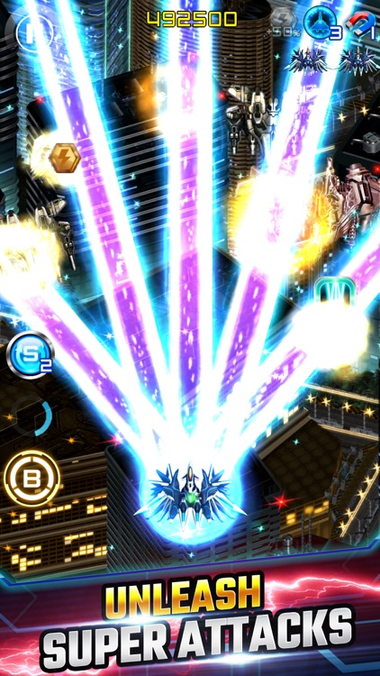 Lightning Fighter 2 screenshot-3