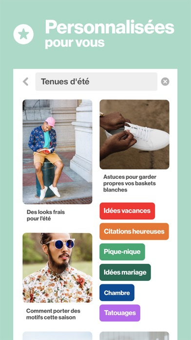 download Pinterest: Idées & Inspiration apps 4