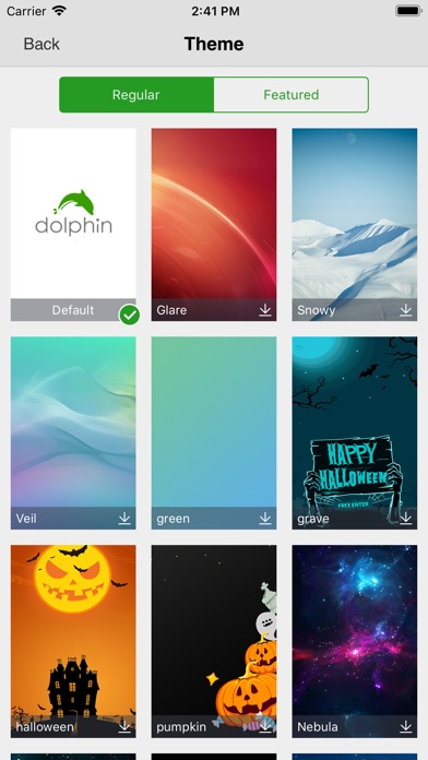 Dolphin Browser per MOBOTAP INC