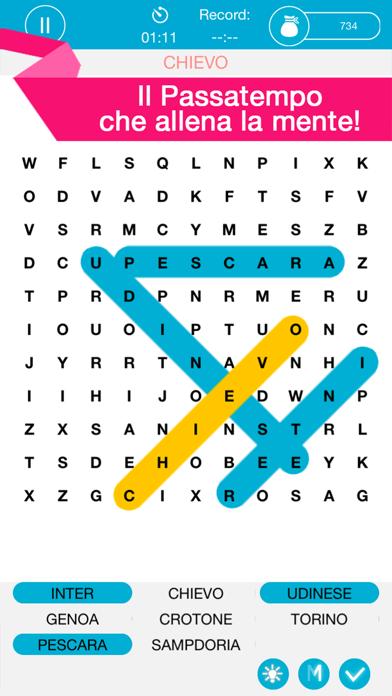 Parole Intrecciate CruciPuzzle