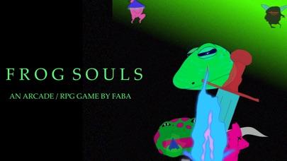 Frog Souls screenshot 1
