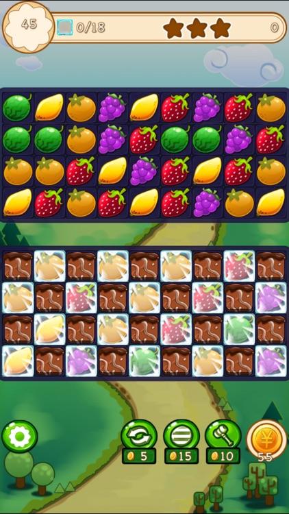 Fruit Pop Fun - Match 3 Games screenshot-5