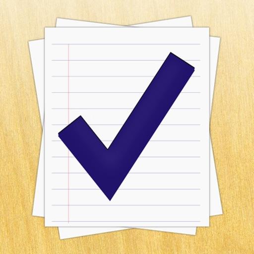 Check - A Beautiful Checklist