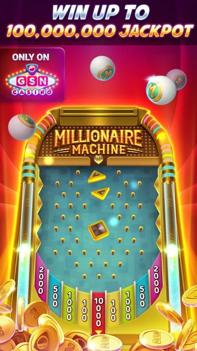 GSN Casino - Fruit Machines 3.64.1 IOS