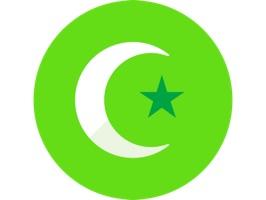 Muslim Religious Stickers