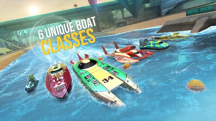 Top Boat: Racing GP Simulator screenshot-4