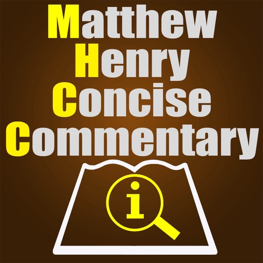 Matt. Henry Concise Commentary