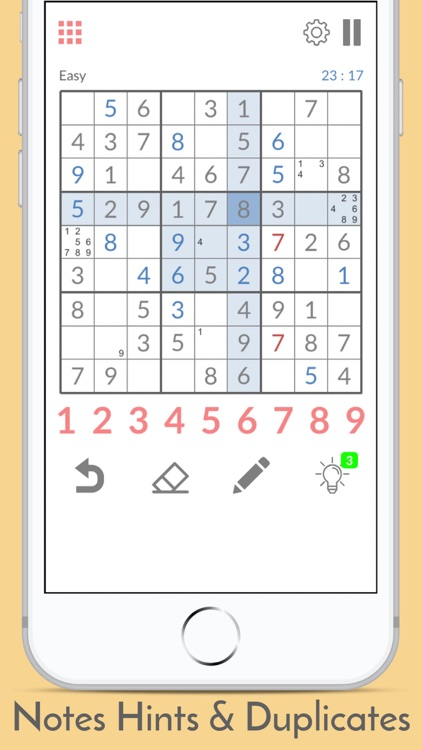 Sudoku Puzzles. screenshot-3