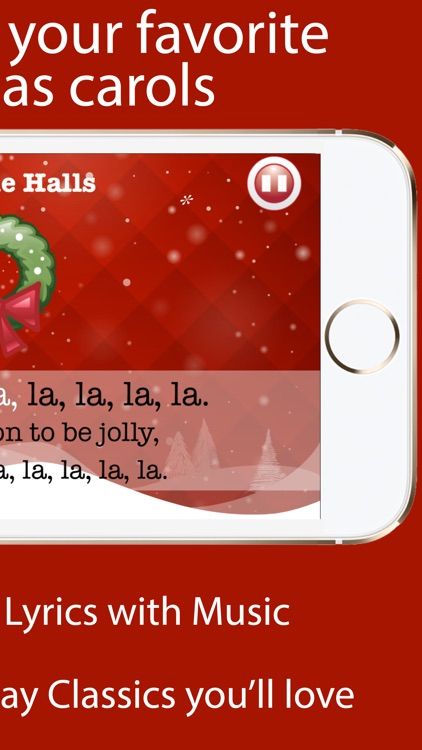Sing Along Christmas Carols screenshot-1